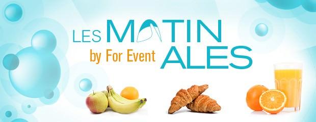 For Event vous offre un petit déjeuner moléculaire dans vos locaux