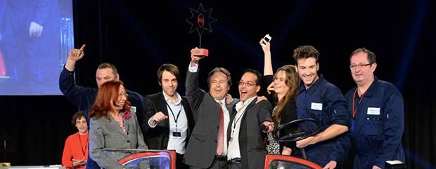 For Event remporte le trophée Vénus de l'innovation événementielle !