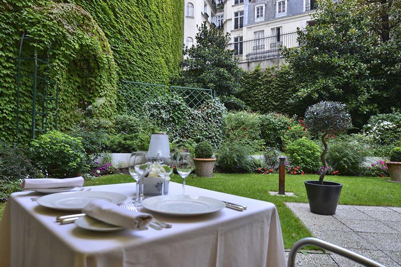 La maison des arts et m tiers un lieu sur paris - Restaurant paris avec terrasse jardin ...