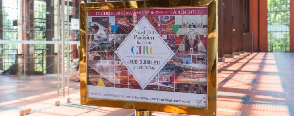 Le Nord-Est-Parisien fait son CIRC