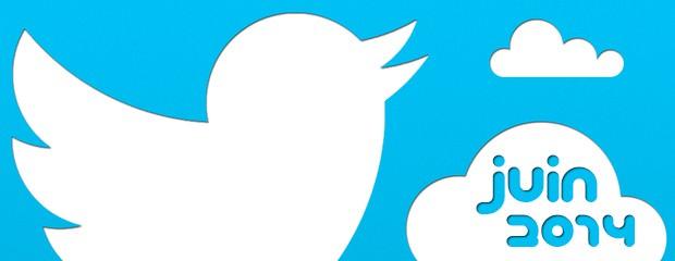 Juin : la revue de presse de l'événement en 5 tweets