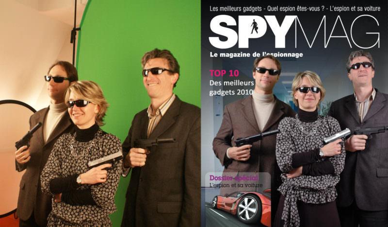 Spy mag