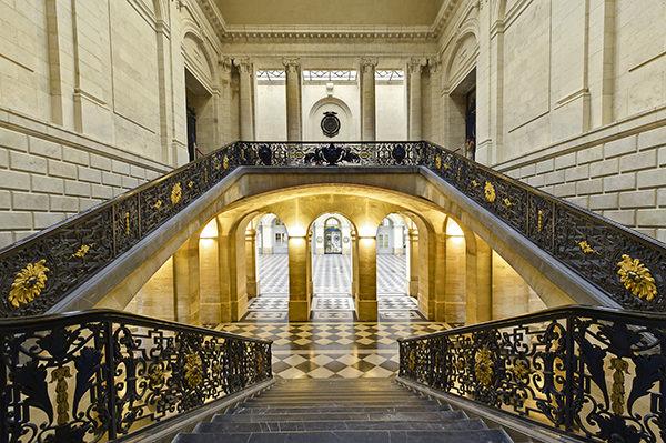 Nouvel espace réceptif de la Chambre de Commerce et d'Industrie de Bordeaux