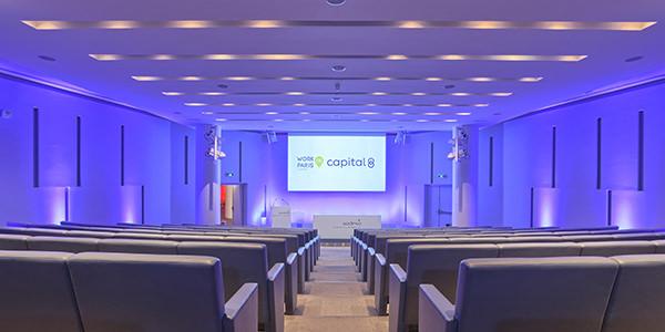 Centre d'affaires capital 8